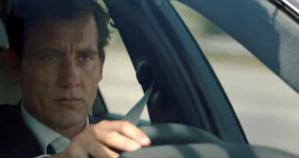 BMW Films returns with Clive Owen, 2017 5-Series