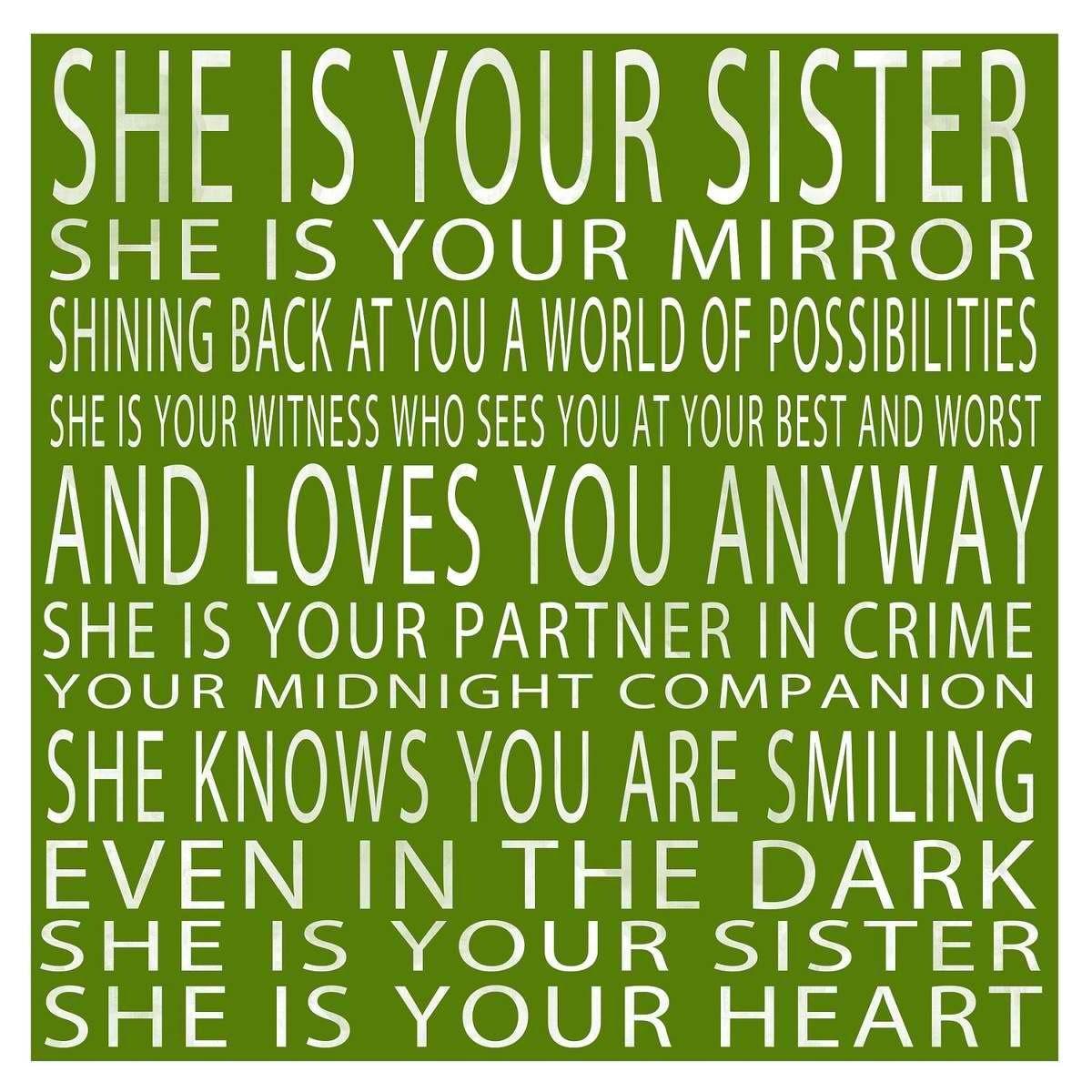 Fb Sister Quotes. QuotesGram