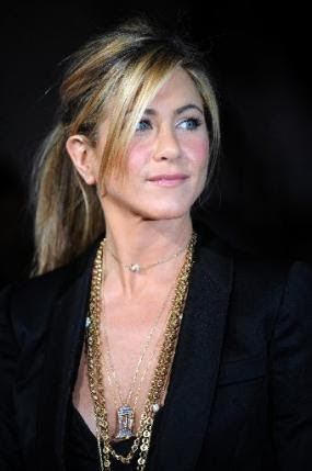 Jennifer Aniston Friends Season 10 Hair