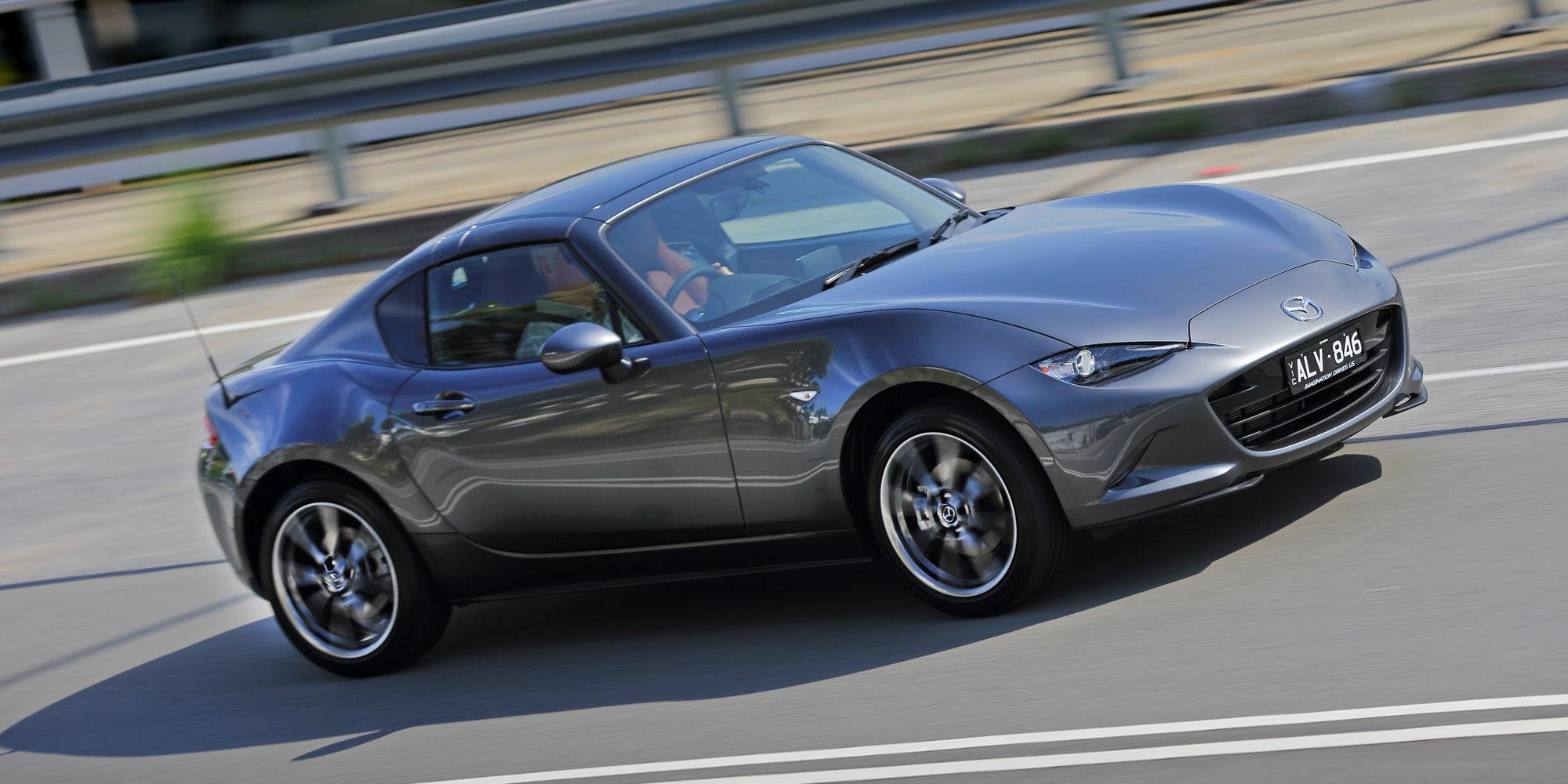 2017 Mazda MX5 RF review  CarAdvice