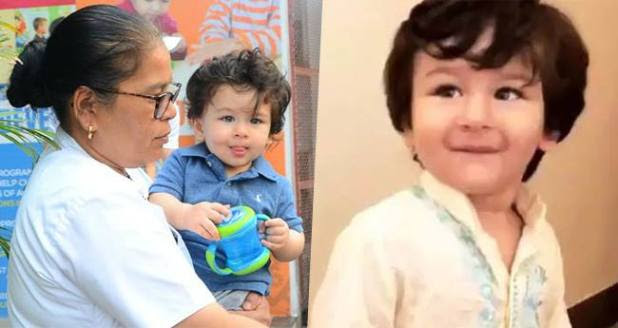 Mischievous Taimur Gives A Tough Time To Nanny, Pictures Are Too Adorable