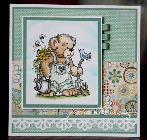 Gardening Bear