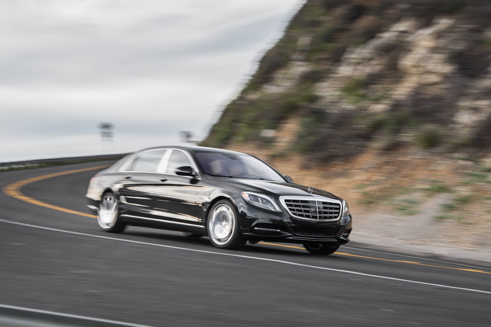 2016 MercedesMaybach S600 Review