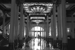 Austin - The Driskill interior