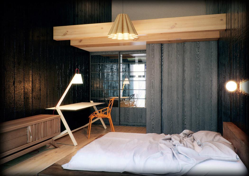 Simple bedroom design  Interior Design Ideas.