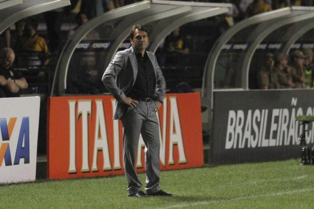 Petkovic é o novo técnico do Sampaio Corrêa Fernando Ribeiro/Criciúma EC