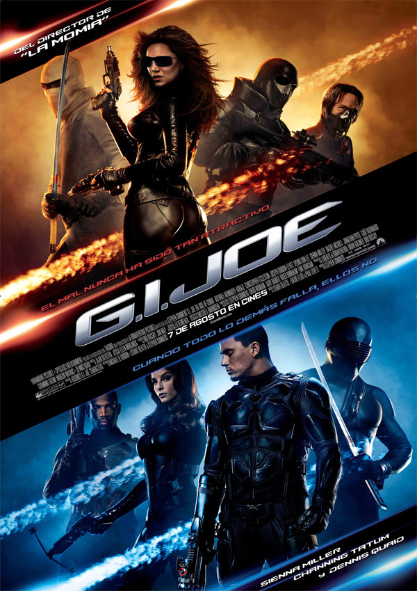 G. I. Joe (Stephen Sommers, 2.009)