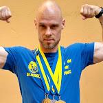 Sundsvallslyftarens stora framgång – tog VM-guld i styrk...
