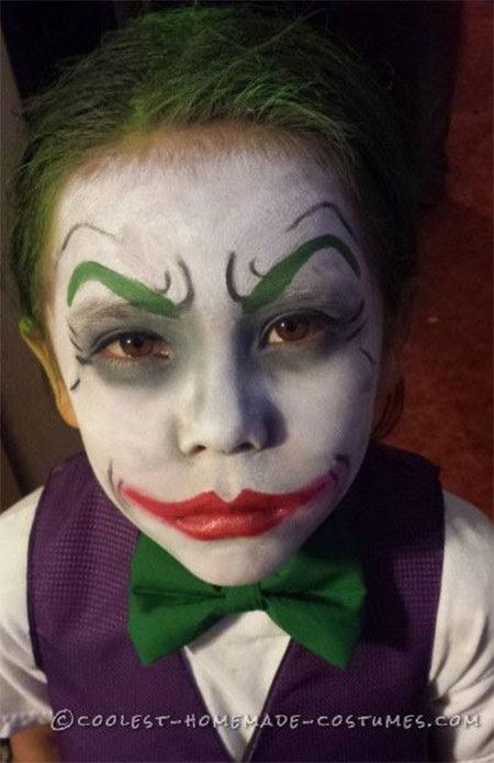 Easy Halloween Makeup For Kids.2017 Halloween Children S Halloween Makeup