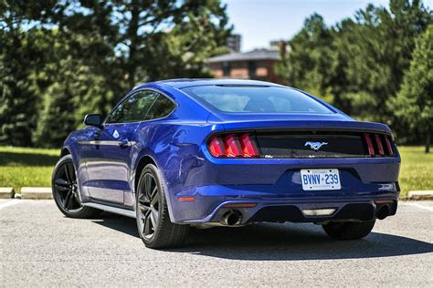 ford mustang ecoboost autosca