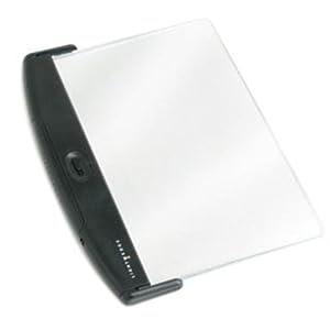 LightWedge Original LED Book Light, Black