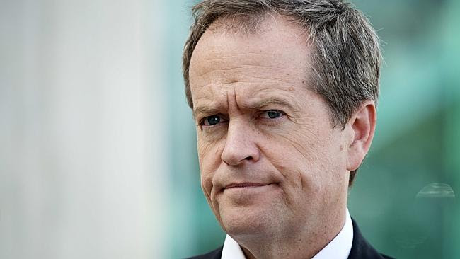 Bill Shorten. Picture: Eugene Hyland