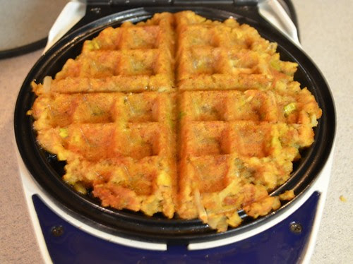 Waffled Stuffing