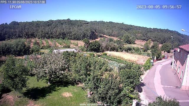 Webcam en directo desde Sta María del Condado