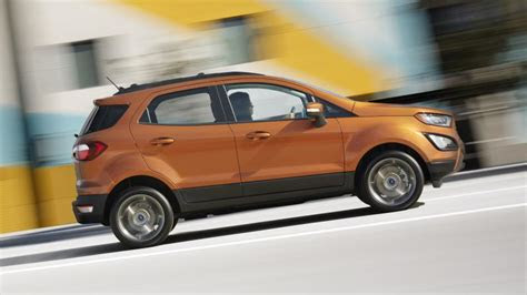 ford ecosport price usa specs mpg release date