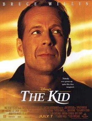 Film poster for The Kid - Copyright 2000, Walt...