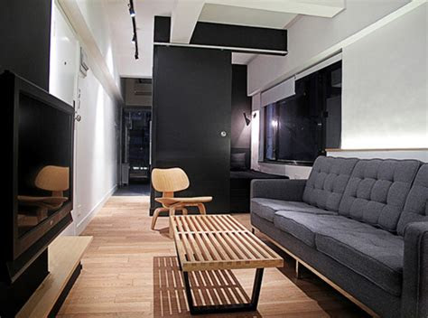 tiny apartment  hong kong space invaders small spaces