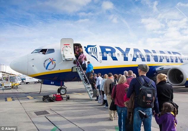 Resultado de imagem para Ryanair