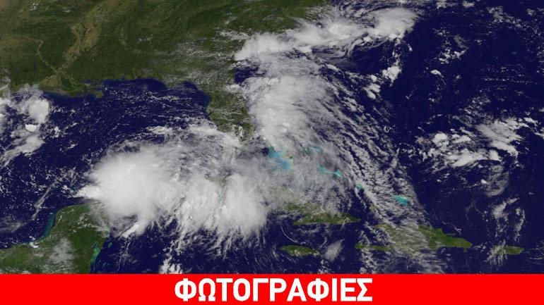 Μεγάλη τροπική καταιγίδα στον Κόλπο του Μεξικού - Σε κατάσταση έκτακτης ανάγκης η Φλόριντα