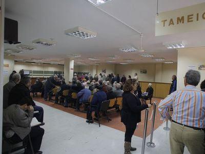 Στους 1.160 φτάνουν οι μη καταγραφέντες συνταξιούχοι του Δημοσίου