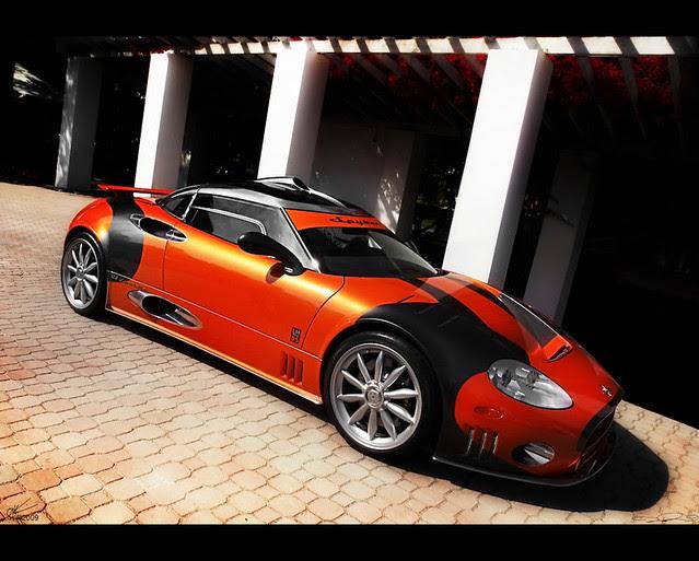 Spyker LM85