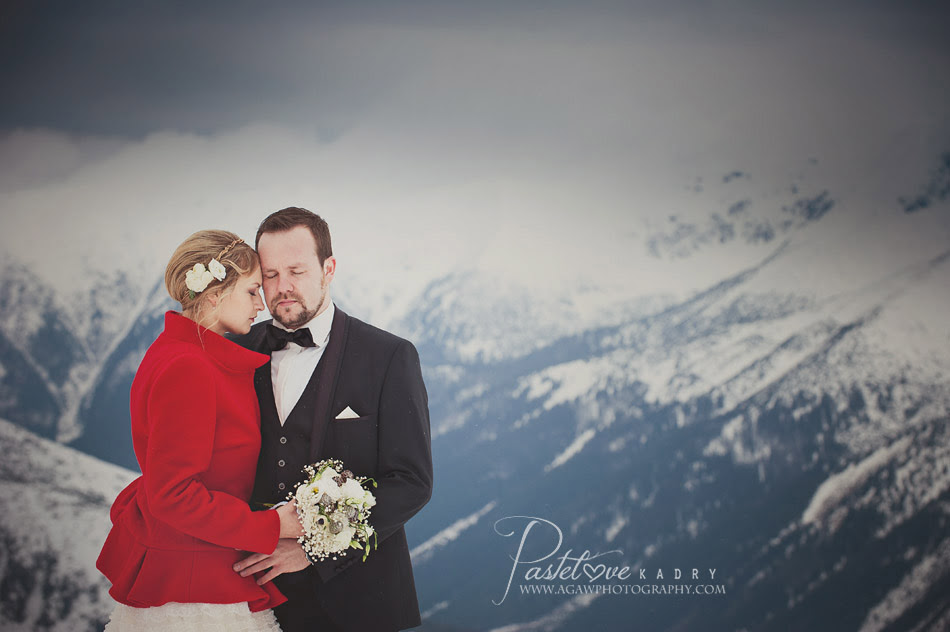 tatry wedding pictures