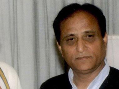 File image of Azam Khan. AFP