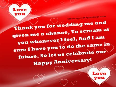 funny anniversary wishes   365greetings.com