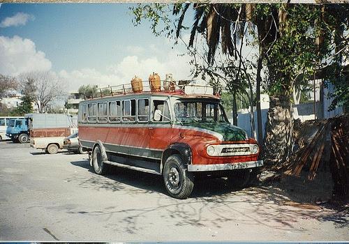 1958 Ford Cyprus