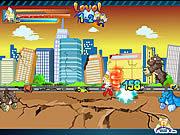 Jogar Ultraman vs monsters Jogos