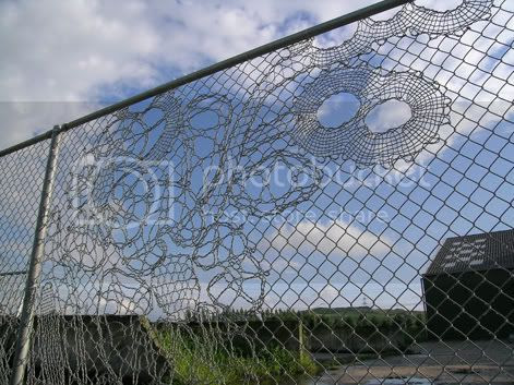 Lace fence 1