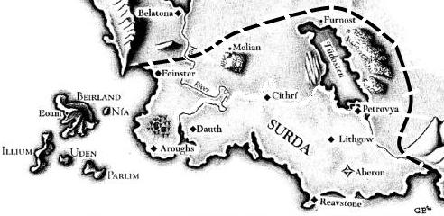 Image Result For Eragon Map