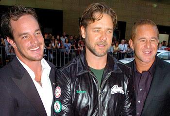 Russell Crowe va a hacer la película sobre los Bra Boys hermanos Abberton