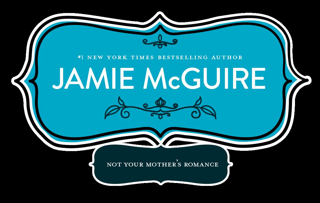 Author Jamie McGuire