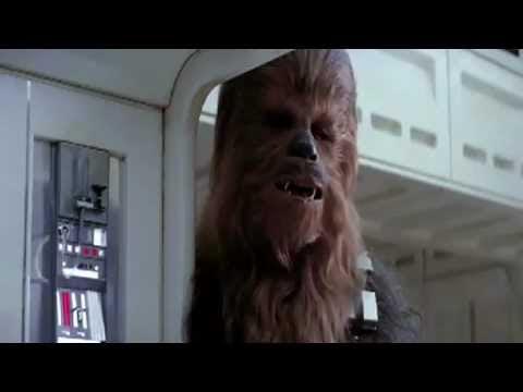 video que muestra a chewbacca cantando Reggae