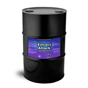 Extract Attack - Carpet Extractor 55 Gallon
