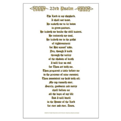 23rd_psalm_white_large_poster