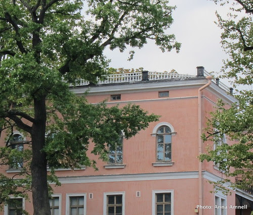 Aurora Karamzin's House by Anna Amnell