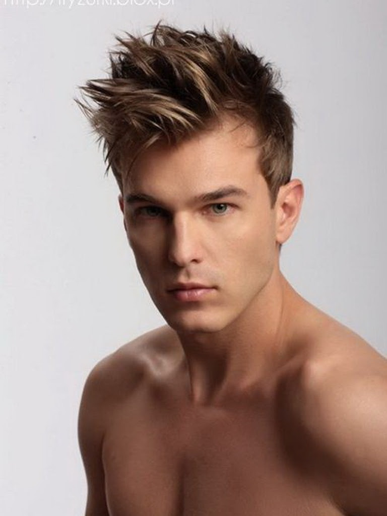 26 Awesome Mens Short Hairstyles 2014