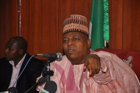 Governor Shettima