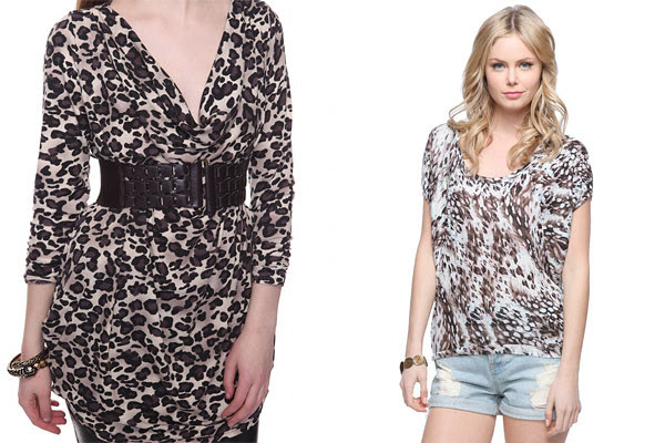 dress and shirt