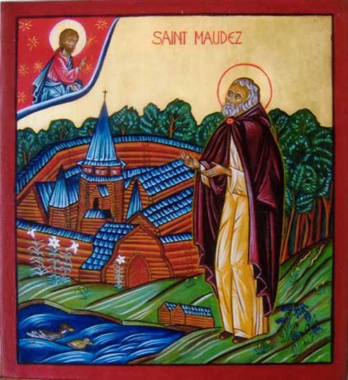IMG ST. MAWES, Maudetus, Maudez, of Falmouth in Cornwall