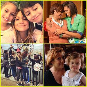 Happy Mother's Day 2017 - Celeb Instagram Roundup!