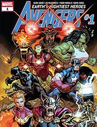 Avengers 4 Comic Read Online