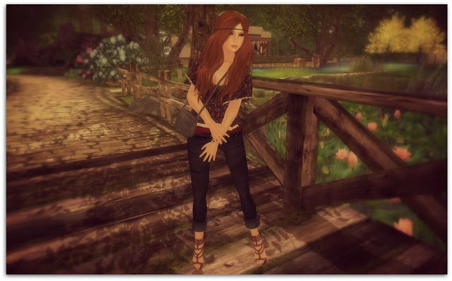 ♥~ Look of the day - 6 July/12