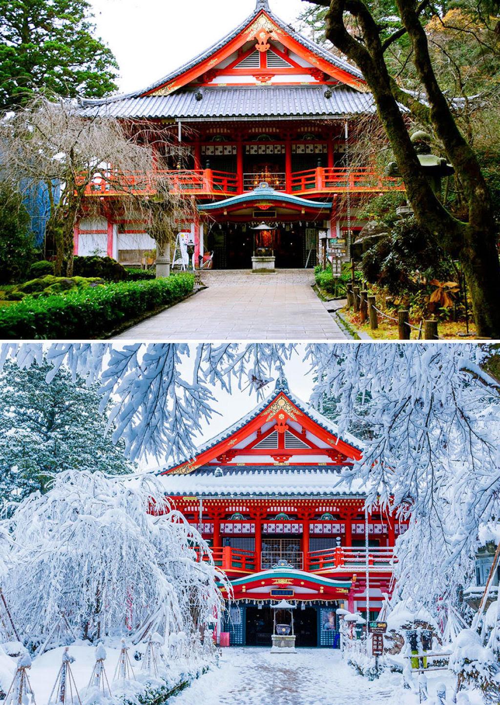 15 fotos de antes e depois da transformações invernais 07