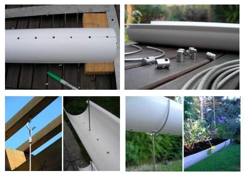 596454 Jardim Vertical com PVC Como fazer 04 Jardim Vertical com PVC: Como fazer