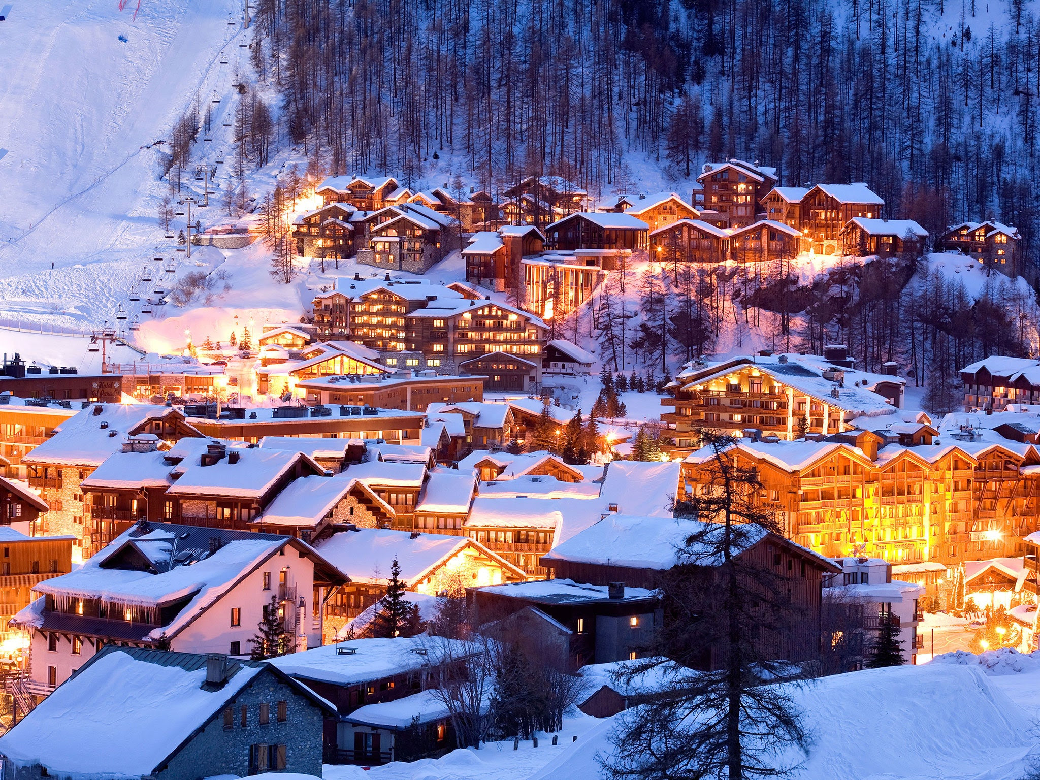 The 20 Best Ski Resorts in Europe  Photos  Cond Nast