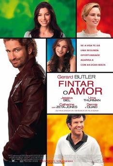 Poster de «Fintar o Amor »