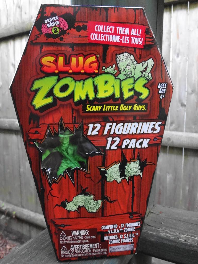 SLUG zombies series 2 12 pack